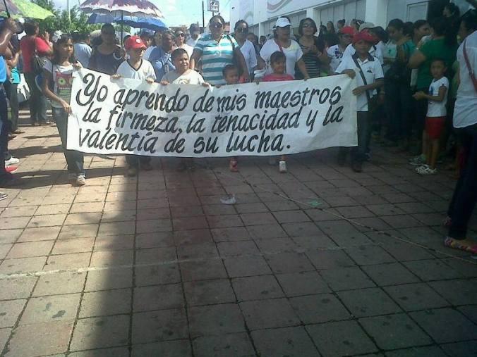 alumnos de Chetumal